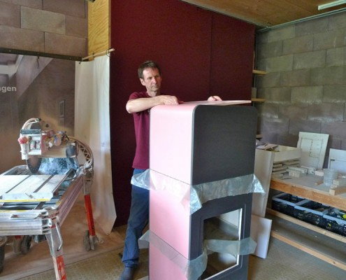 Kachelofen Atelier-1