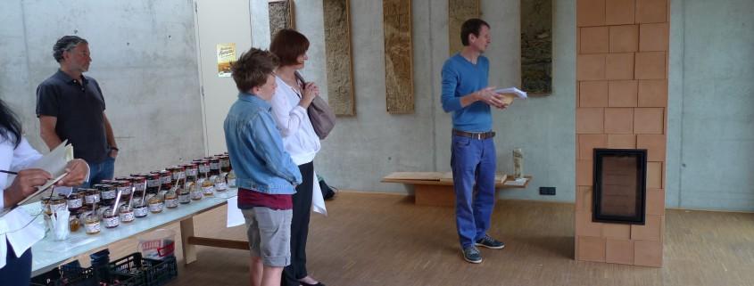 Präsentation Löss-Kachelofen