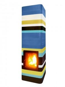 Kleinkachelofen zero-dos-5-2-