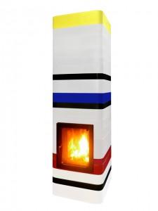 Kleinkachelofen zero-dos-6-